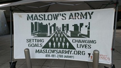 Maslow's Army: Setting Goals and Changing Lives