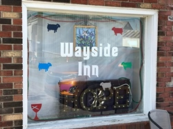 Feeding, sheltering and empowering homeless adults and families through Wayside Inn