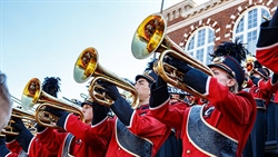 The Boldly Bearcat Bands Instrument Fund.